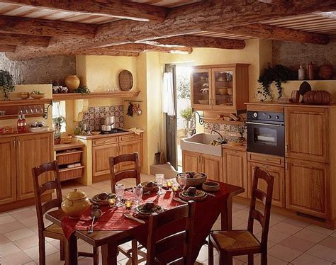 Country Rustic Kitchen Designs Country Kitchens
