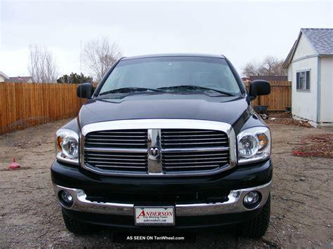 2008 Dodge 2500 Diesel by 2008 Dodge Diesel Ram 2500 Hd 4 X 4 Crew Cab