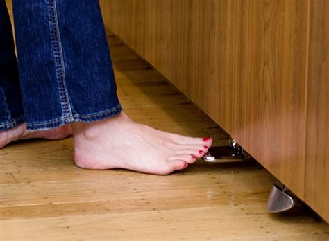 kitchen faucet foot pedal 7 smart and easy tips to green your kitchen foot pedal
