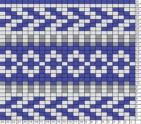 charting knitting patterns de 25 bedste id 233 er inden for fair isle m 248 nster p 229