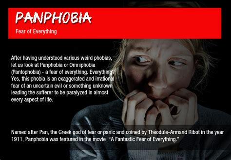 10 And Their Phobias by 10 Phobias Around The World Around The World