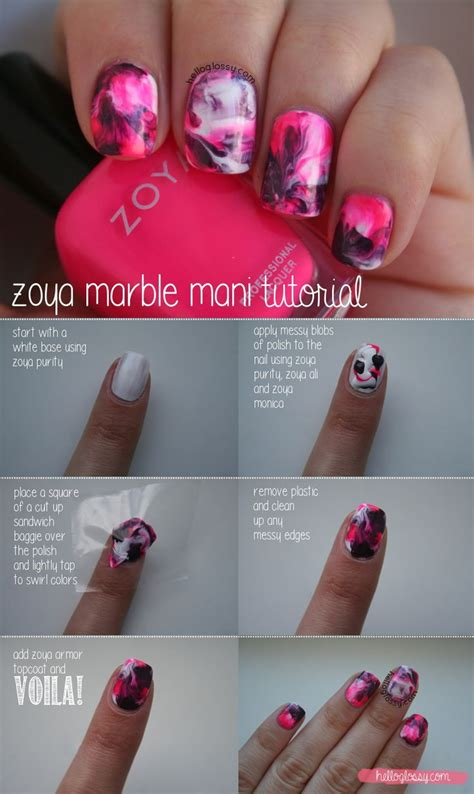 monica russo nail designs the 25 best ideas about water marble nails on pinterest