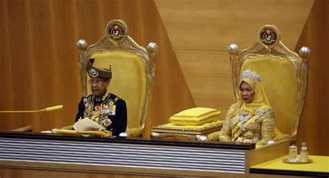 sultan muhammad   kelantan elected malaysian king