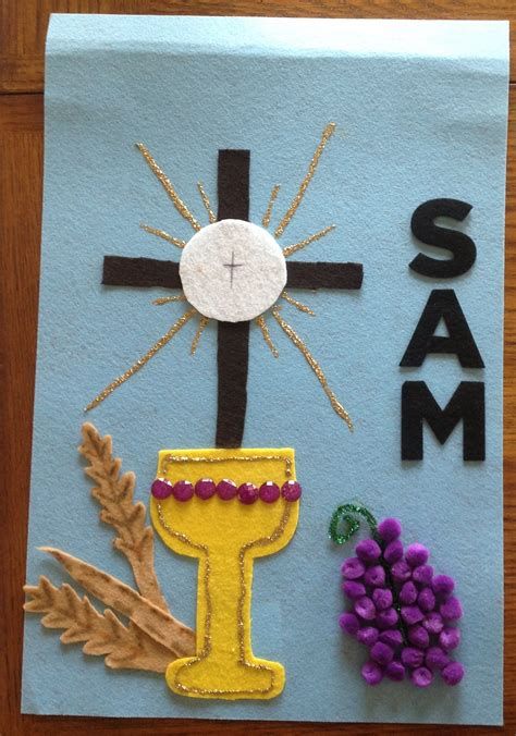 templates for first communion banners sam s first communion banner fyi be sure to use the
