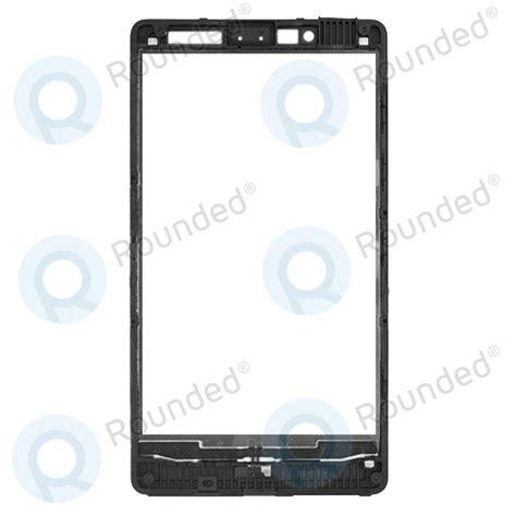 front nokia lumia nokia lumia 820 cover front front frame black