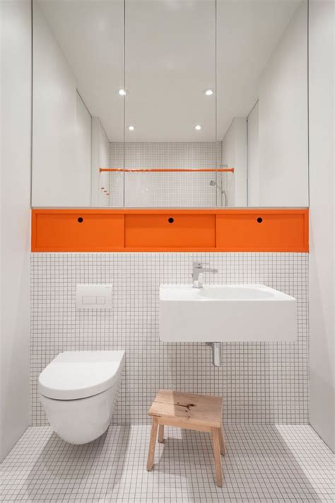 bathroom division 25 best ideas about orange bathrooms on pinterest