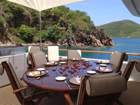 yacht upper deck yacht monte carlo upper deck dining luxury yacht