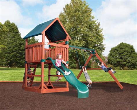 swing sets okc adventure treehouse jumbo playsets outdoor playsets