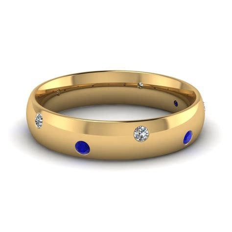Where To Get Wedding Rings by Get Sapphire Wedding Rings For Fascinating Diamonds