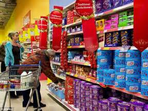 tesco share price bleak christmas wipes 163 5bn off value