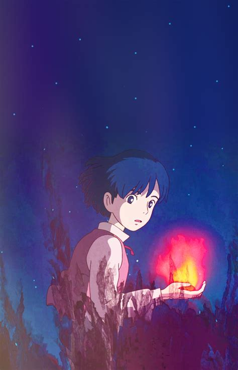 howls moving castle howl studio howl s moving castle howl phone background studio
