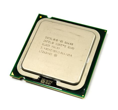 Intel Slacr 2 Q6600 2 4ghz Lga775 Socket T