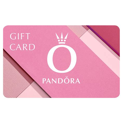 Pandora Gift Card - sites en nz site pandora estore