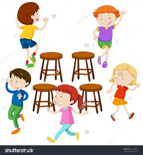 Musical Chairs by Musical Chairs For 12070