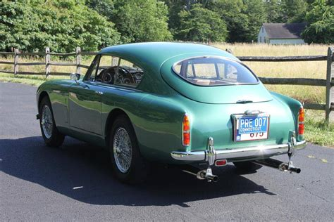 Aston Martin Db2 For Sale by 1958 Aston Martin Db2 4 For Sale 1974140 Hemmings Motor