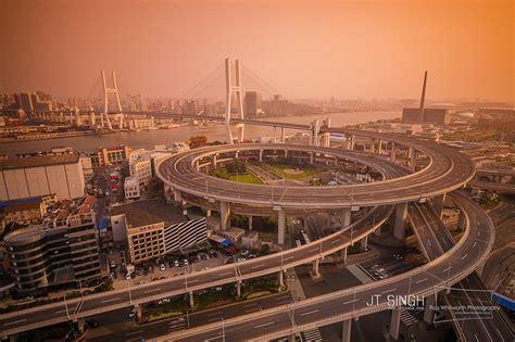 world technology nanpu bridge in china