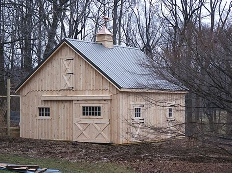 tutor barn shop designs tutor chapter pole barn plans 24x24