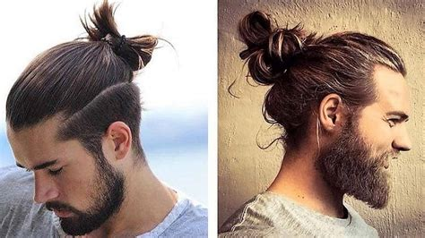 top knot men how long to grow 20 top knot hairstyles for men