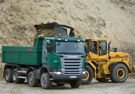 images of scania r420 8x8 tipper 2004 09