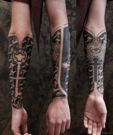 geometric pattern wrist tattoo 37 rare geometric tattoos on wrist