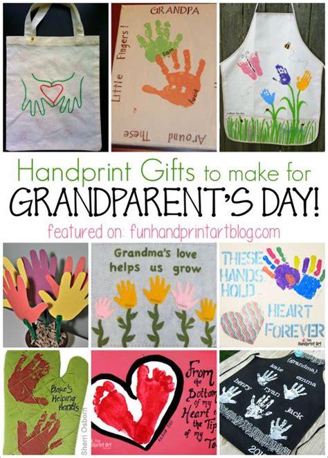 Meme Grandmother Gifts - 12 handprint ideas to make grandma for grandparent s day