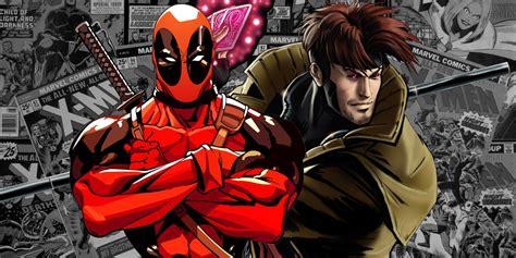 film marvel gambit marvel comics announces deadpool vs gambit miniseries