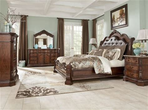 ashley furniture bed sets bedroom ashley home furniture sets fresh with images of