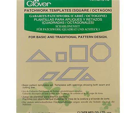 Clover Patchwork Templates - patchwork