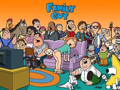 Which Family Guy Character Are You?   Playbuzz