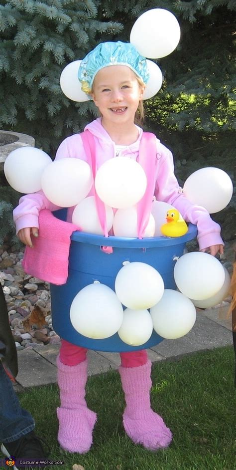 bathtub costume homemade bathtub costume