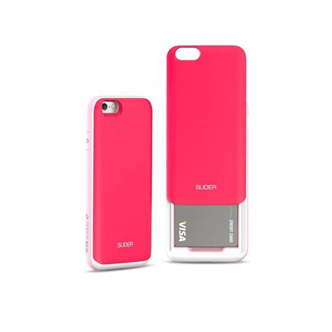 design skin iphone 6s plus iphone 6 plus 5 5 inch designskin sliderhot pink 3 layer