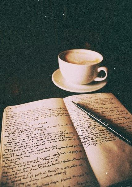 coffee diary wallpaper vagabroad journals some things you ll hear yourself say