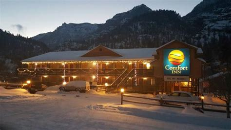 comfort inn ouray co happy christmas from the comfort inn ouray picture of