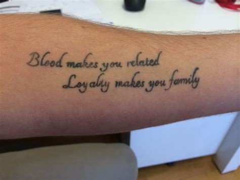 tattoo family loyalty family loyalty tattoo driverlayer search engine