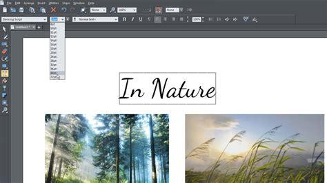 video tutorial xara web designer xara photo graphic designer tutorials videos