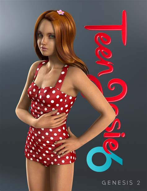download lolicon 3d real teen josie 6 3d models and 3d software by daz 3d