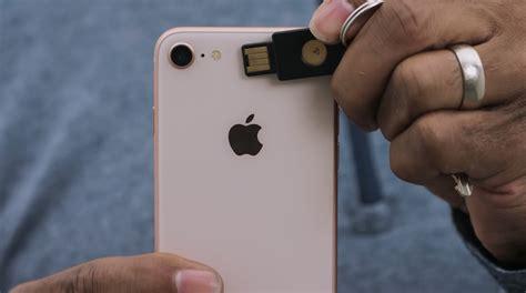 yubikey 終支援 iphone 硬件驗證才是最安全解鎖方法 qooah