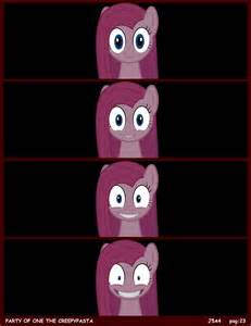 Mlp party of one creepypasta pag 23 by j5a4 on deviantart