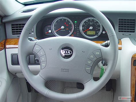 Kia Amanti Tire Size Image 2005 Kia Amanti 4 Door Sedan Auto Steering Wheel