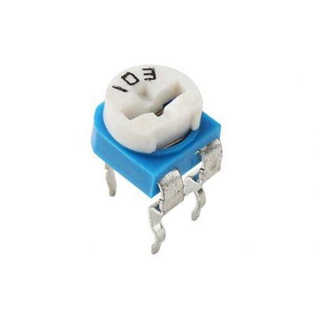10k preset resistor 10k ohm preset pack of 5