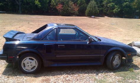 1987 Toyota Mr2 1987 Toyota Mr2 Exterior Pictures Cargurus