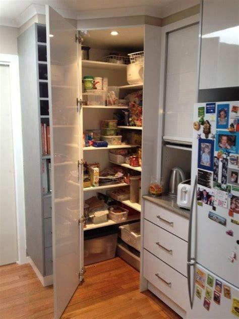 pantry organization system va installations kitchen reno s before after corner pantry