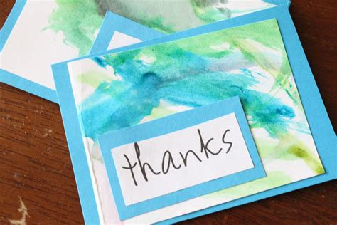 how to make a thank you card in word do it yourself divas diy a thank you card out of