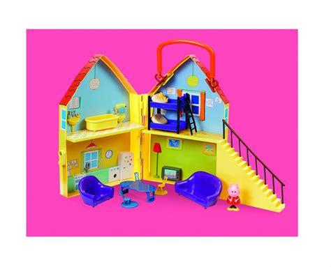 la casa de peppa pig juguetes peppa pig casa de juego juguetes oechsle