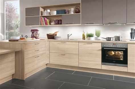 cuisine en chene blanchi meuble cuisine chene meilleures images d inspiration