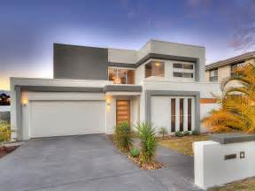 Multi Family Compound Plans photo of a concrete house exterior from real australian