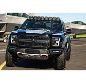 One Off Ford F 150 Raptor Inspired By Fighter Jet  MOTOR