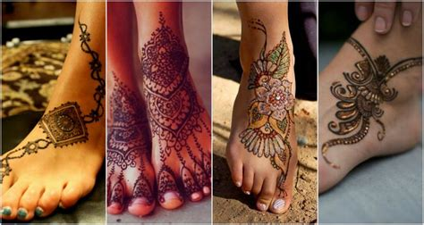 18 outstanding leg mehndi designs womentriangle
