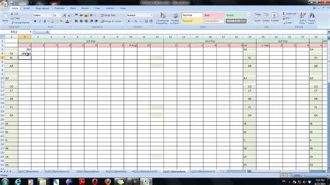Ifta Using Excel Youtube Ifta Trip Sheet Template