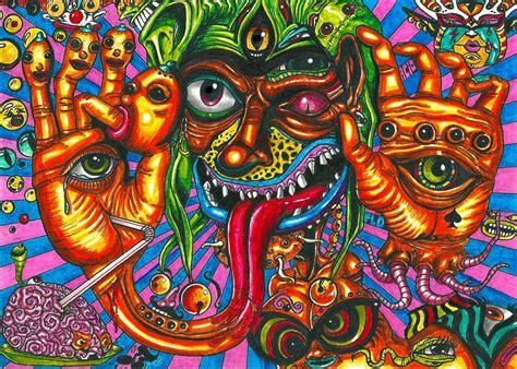 on acid psyko joker by acid flo on deviantart